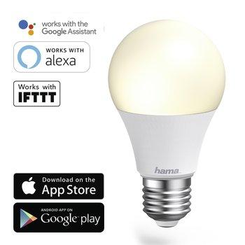 Żarówka LED HAMA, E27, 10 W, WiFi -HAMA SPECJALNE