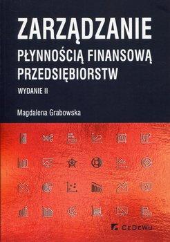 Zarządzanie płynnością finansową przedsiębiorstw-Grabowska Magdalena