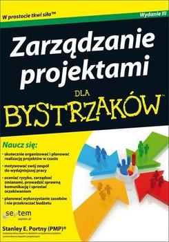 Zarządzanie projektami dla bystrzaków                      (ebook)