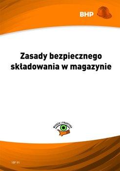 Zasady bezpiecznego składowania w magazynie-Zieliński Lesław