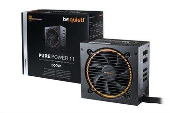 Zasilacz komputerowy BE QUIET! Pure Power 11 CM, 500 W-BE Quiet!