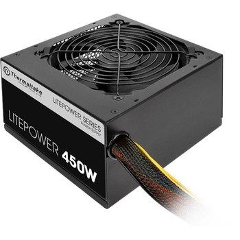 Zasilacz komputerowy THERMALTAKE Litepower II Black 450 W-Thermaltake