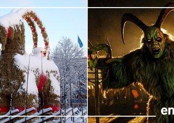 Zaskakujące zwyczaje świąteczne z całego świata