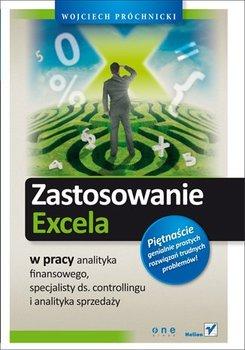 Zastosowanie Excela w pracy analityka finansowego, specjalisty ds. controllingu i analityka sprzedaży                      (ebook)