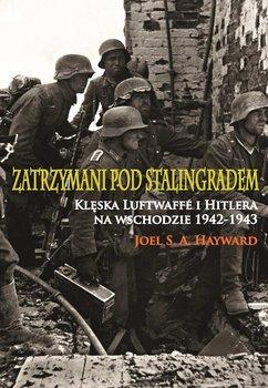 Zatrzymani pod Stalingradem. Klęska Luftwaffe i Hitlera na wschodzie 1942-1943-Hayward Joel