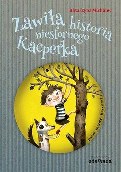 Zawiła historia niesfornego Kacperka                      (ebook)