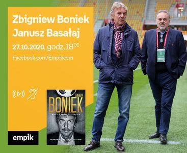 Zbigniew Boniek – Przedpremiera