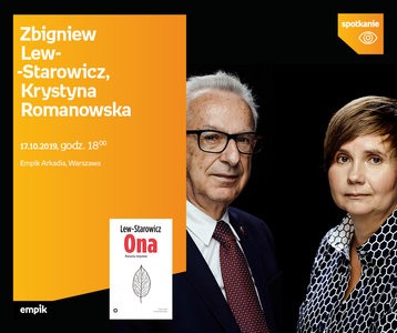 Zbigniew Lew-Starowicz, Krystyna Romanowska | Empik Arkadia