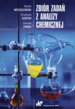 Zbiór zadań z analizy chemicznej-Wesołowski Marek, Szefer Krystyna, Zimna Danuta