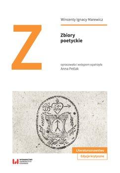 Zbiory poetyckie-Marewicz Wincenty Ignacy