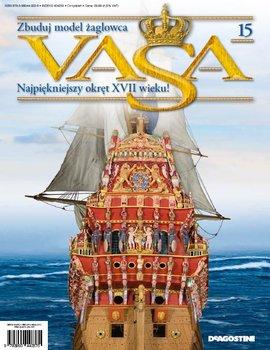 Zbuduj Model Żaglowca Vasa Najpiękniejszy Okręt XVII Wieku