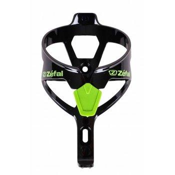 ZEFAL koszyk na bidon rowerowy pulse A2 czarny-zielony ZF-1760-Zefal