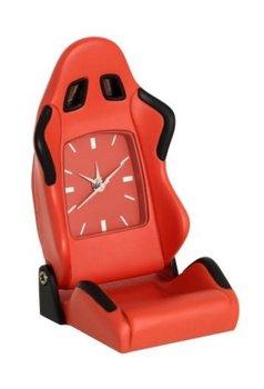 Zegar, fotel rajdowca-Kemiś