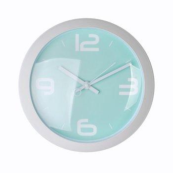 Zegar okrągły Retro : Kolor - Miętowy-MIA home