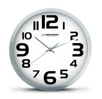 Zegar ścienny ESPERANZA Zurich, biały-Esperanza
