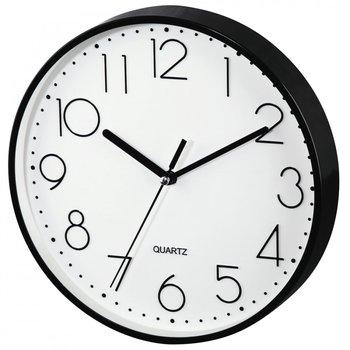 Zegar ścienny HAMA PG-220, czarny, 22x3,5 cm-Hama