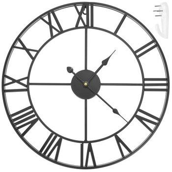 Zegar Ścienny Retro Loft Rzymski 3D Vintage Duży 11434-Iso Trade
