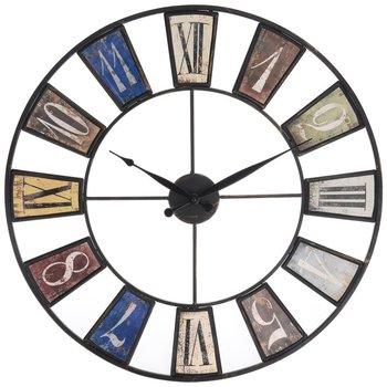 Zegar ścienny Segnale ANTIQUE, metalowy, Ø 60 cm-Segnale