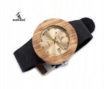 Zegarek damski drewniany Bobo Bird C-03 Kryształki Swarovski-BOBOBIRD
