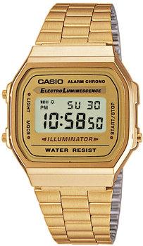 Zegarek kwarcowy Casio, A168WG-9EF, Casio Collection-Casio