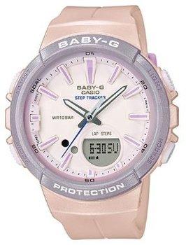 Zegarek kwarcowy CASIO Baby-G BGS-100SC-4AER-Casio