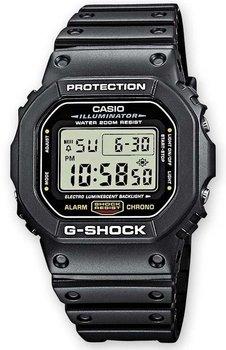 Zegarek kwarcowy CASIO DW-5600E-1VER, 20 ATM-Casio