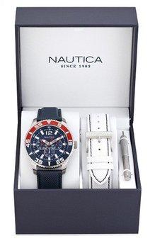 Zegarek kwarcowy NAUTICA NST 07 Multi A14669G, 10 ATM-Nautica
