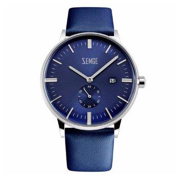 Zegarek kwarcowy ZEMGE Wallstreet ZC0302