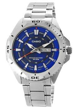 Zegarek Męski CASIO MTD-1085D-2AVDF 10 Bar Do pływania-Casio