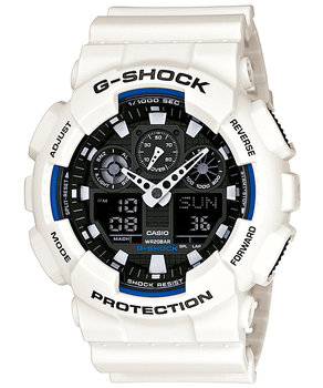 Zegarek sportowy kwarcowy CASIO G-Shock GA-100B-7AER-Casio