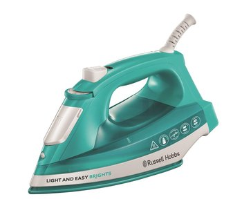 Żelazko RUSSELL HOBBS Light & Easy Brights 24840-56 aqua-Russell Hobbs