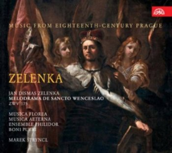 Zelenka: Melodrama de Sancto Wenceslao - Various Artists