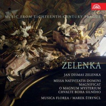 Zelenka: Missa Nativitatis Domini-Musica Florea