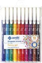 Zenith, Długopisy żelowe, 10 kolorów