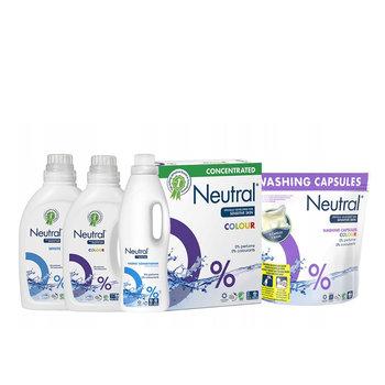 Zestaw do prania NEUTRAL HIPOALERGICZNY, 5 produktów-Unilever Polska Sp. z o.o.
