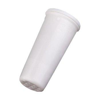 Zestaw dwóch filtrów węglowych do butelek COOL GEAR Pure, biały