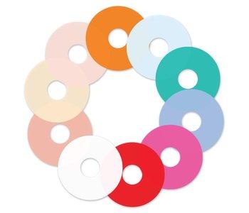 Zestaw filtrów Rotolight Add-On Colour FX Filter Pack do lamp AEOS-Rotolight