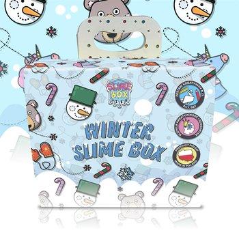 Zestaw kreatywny, Winter Slime Box-Slimebox