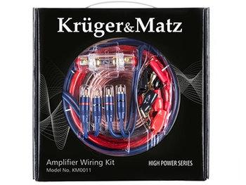 Zestaw montażowy do wzmacniaczy KRUGER&MATZ KM0011-Kruger&Matz