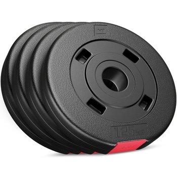 Zestaw obciążeń kompozytowych 4x1,25kg-Hop-Sport