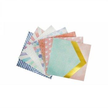 Zestaw papierów dekoracyjnych, 40 arkuszy