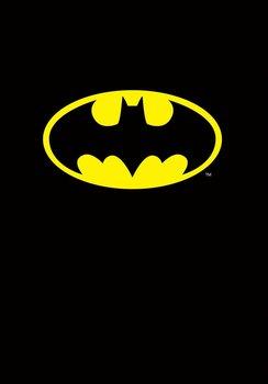 Zeszyt w kratkę A4 WB Batman - Black-Eurocom
