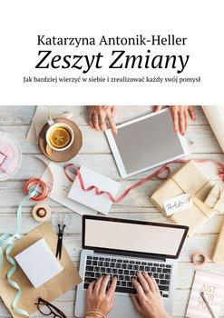 Zeszyt zmiany-Antonik-Heller Katarzyna