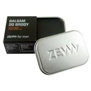 Zew For Men, Balsam do brody z węglem drzewnym z Bieszczad, 80 ml-Zew For Men