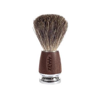 Zew For Men, pędzel do golenia z naturalnego włosia borsuka, 1 szt.-Zew For Men