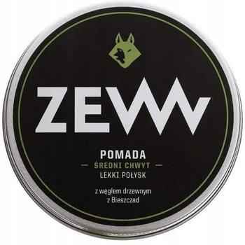Zew For Men, pomada do włosów z węglem drzewnym z Bieszczad, 100 ml-Zew For Men