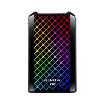 Zewnętrzny dysk SSD ADATA SE900G, 1 TB, czarny-Adata
