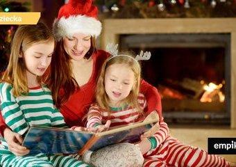 Zima i Święta w książkach dla dzieci