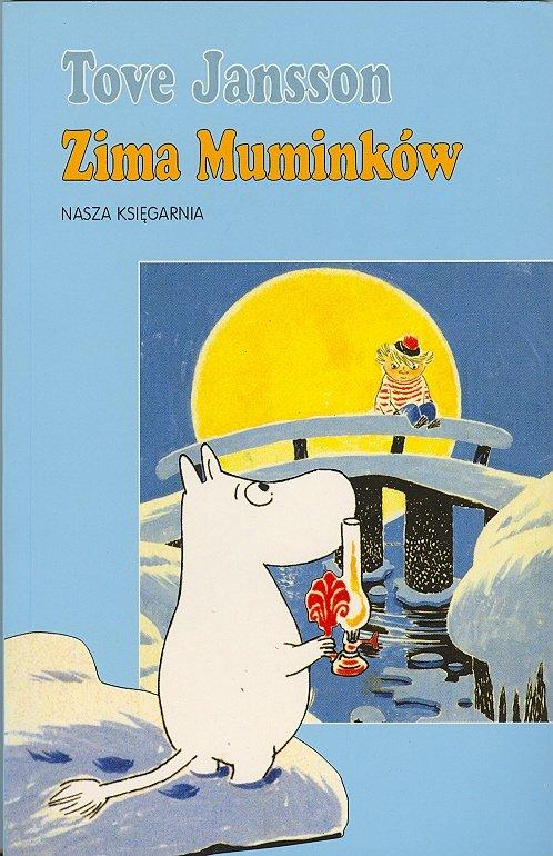 Zima Muminków - Jansson Tove | Książka w Sklepie EMPIK.COM
