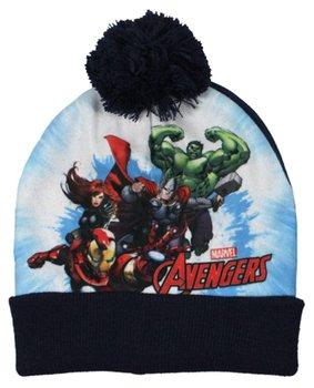 ZIMOWA CZAPKA AVENGERS MARVEL HULK R54-Avengers
